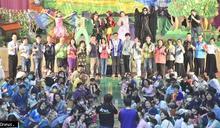 南市客家兒童劇校園巡演展現藝術新風貌