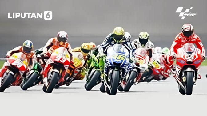 Ilustrasi MotoGP 2020 (Liputan6.com/Abdillah)