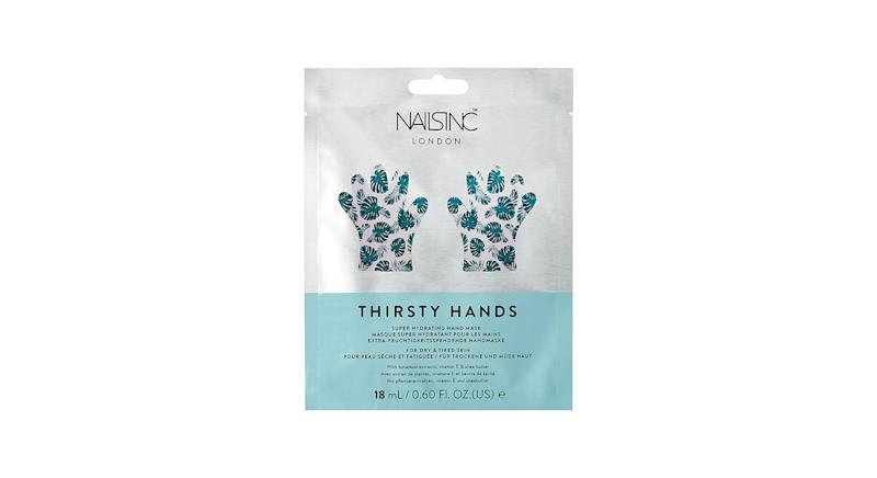 Nails Inc Thirsty Hands Super Hydrating Hand Mask