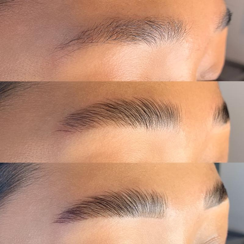 Check out my brows!