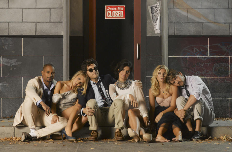 "Best TV Shows of the Year: ""Happy Endings"""