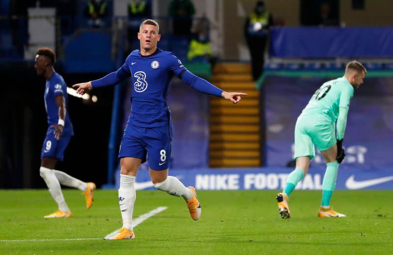 Villa land Barkley on loan to bolster midfield