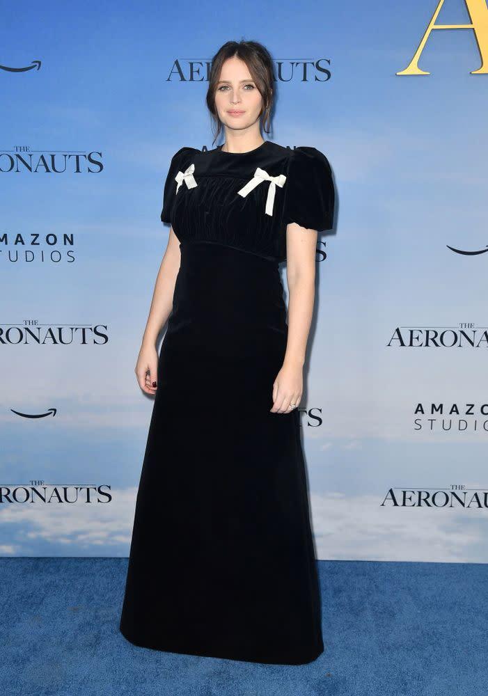 Felicity Jones | ANGELA WEISS/Getty Images
