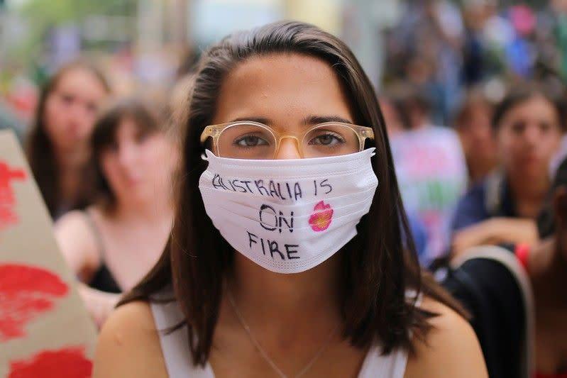 Pelajar Australia mulai aksi protes perubahan iklim global