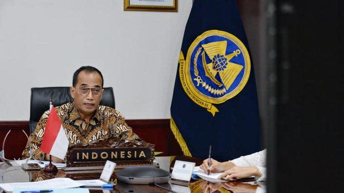 Menteri Perhubungan (Menhub) Budi Karya Sumadi. (Dok Kemenhub)