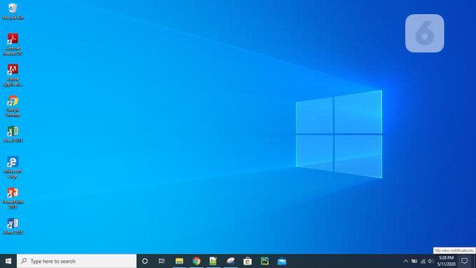 Ilustrasi Windows 10. Liputan6.com/Mochamad Wahyu Hidayat