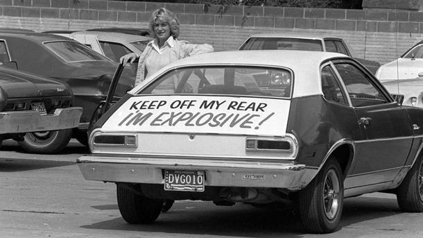 September 11: The Ford Pinto arrives on this date in 1970