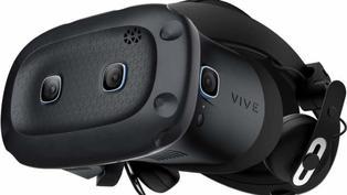 HTC 開始單獨販售 Cosmos Elite 頭戴裝置