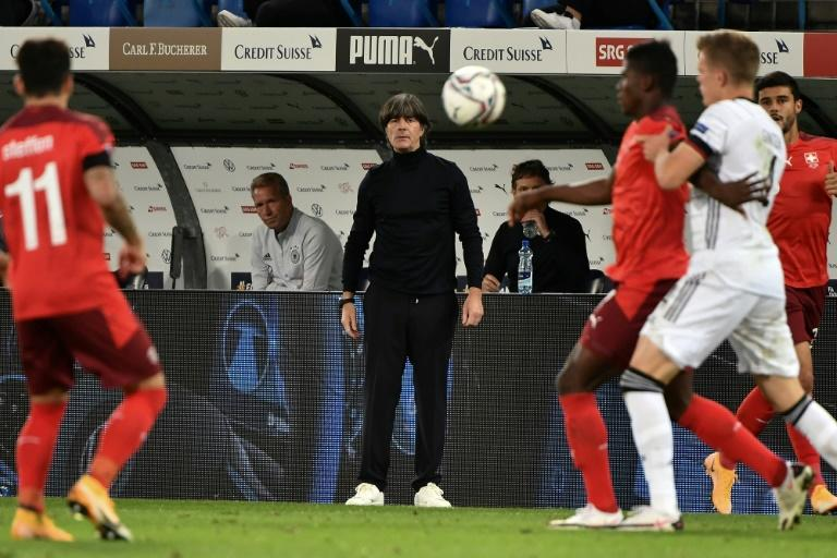 Germany boss Loew vows to 'attack' after low-key Nations League start