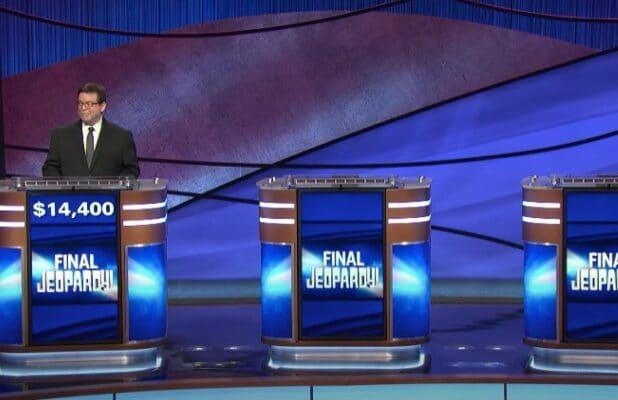 Jeopardy!': Watch the Rare Moment That Surprised Even Alex Trebek (Video)