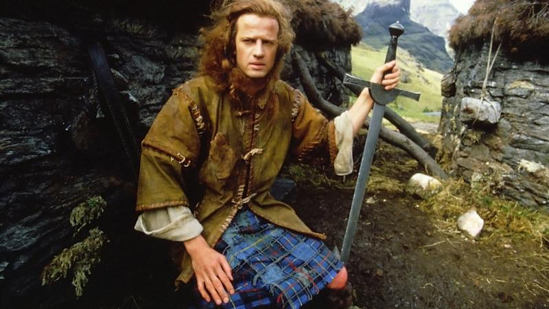 Highlander on Amazon Prime