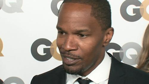 Will Jamie Foxx Play Electro In Spider-Man 2? -- Access Hollywood