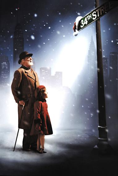"""Miracle on 34th Street (1994)"" on ABC Family  Tuesday, 11/20 at 8:30pm"