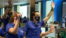 太空探索:美國NASA歐塞瑞斯飛船在貝努小行星採樣任務初步完成