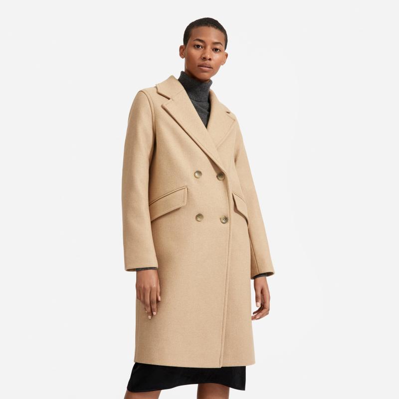 Everlane coat. (Credit: Everlane)