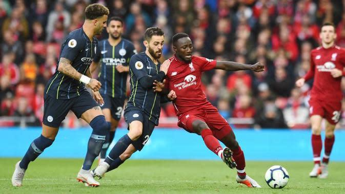 Liverpool 0-0 Manchester City. (dok. Liverpool FC)