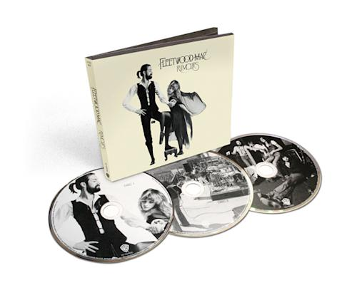 Fleetwood Mac Pack Live Favorites Into 'Rumours' Reissue – Album Premiere
