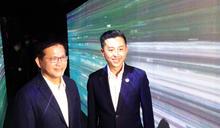 林智堅林佳龍參訪台灣設計展 (圖)