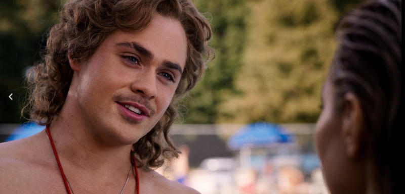 Actor Dacre Montgomery shuns limelight after Stranger Things