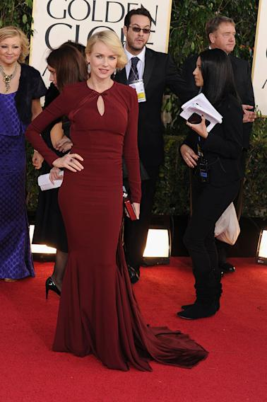 70th Annual Golden Globe Awards - Arrivals: Naomi Watts