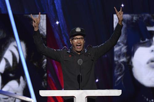 Tom Morello Salutes Kiss Army in Rock Hall Induction Speech