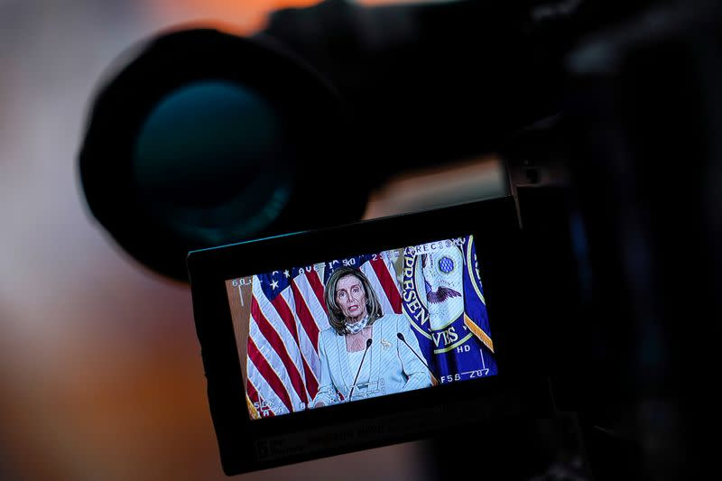 Pelosi, White House call on COVID-19 aid ends without a breakthrough