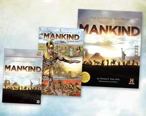 Win a 'Mankind The Story of All of Us' prize pack from Yahoo! TV