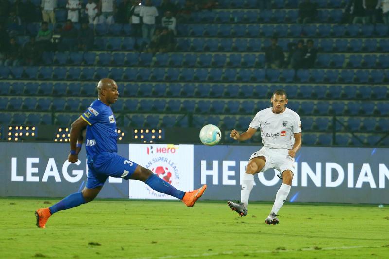 NorthEast United Mumbai City