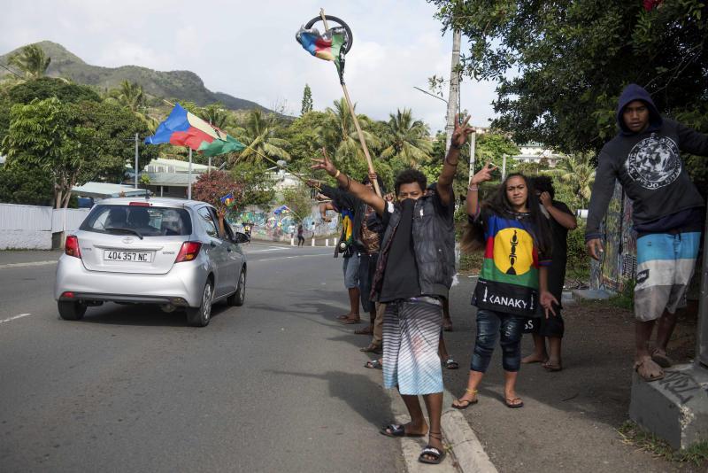 New Caledonia France Referendum