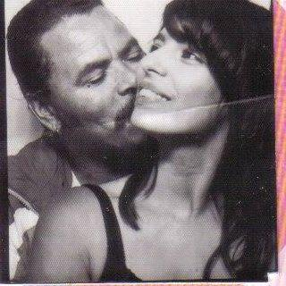 An old photo of Tina and her husband Eric, who was not the father of the lost child. Source: Facebook