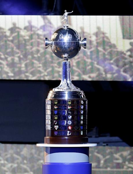 Soccer Football - 2019 Copa Libertadores and Copa Sudamericana Draw