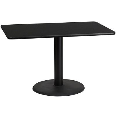 Round Table Height Base, Round Table Tops Home Depot
