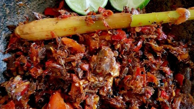 Pedasnya Ikan Sagela, Makanan Favorit Warga Gorontalo Saat Sahur dan Berbuka Puasa