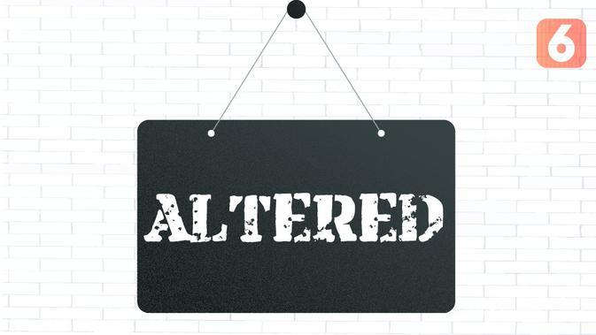 Altered dan Missing Context (Liputan6.com/Abdillah)