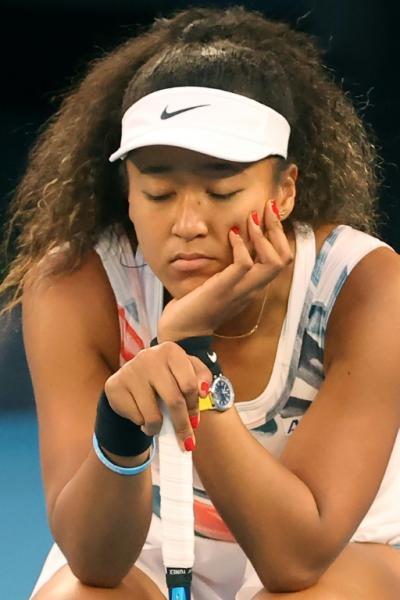 Leading Japan's hopes: Naomi Osaka