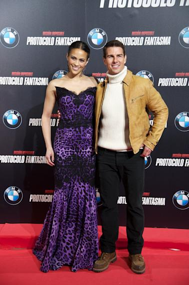 """""""Mission Impossible - Ghost Protocol"""" Madrid Premiere"""