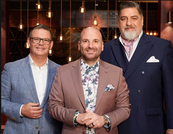 Gary Mehigan, George Calombaris and Matt Preston on MasterChef's 11th season