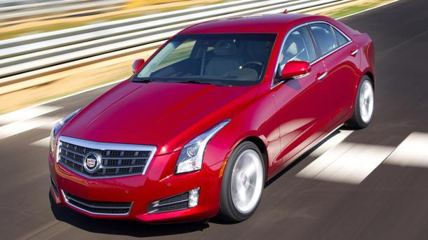 The 2013 Cadillac ATS turns up the heat: Motoramic Drives