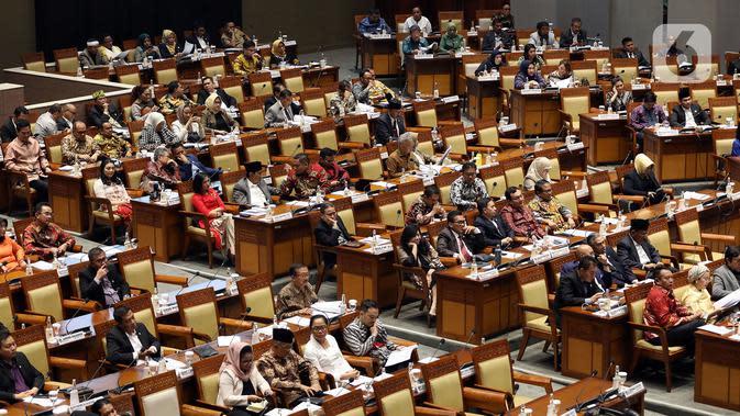 HEADLINE: 169 Anggota DPR Belum Lapor LHKPN, Perlu Pidana dan Denda Tinggi Agar Disiplin?