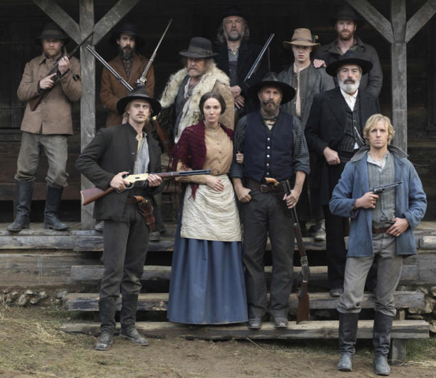 "Outstanding Miniseries/Made for Television Movie: ""Hatfields & McCoys"""