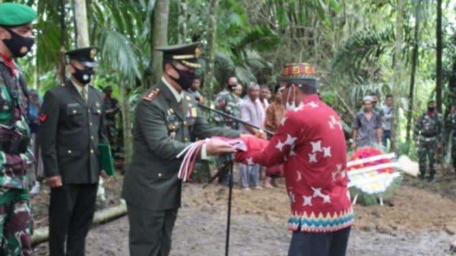 TNI Berduka, Serka Daflaini Meninggal Dunia
