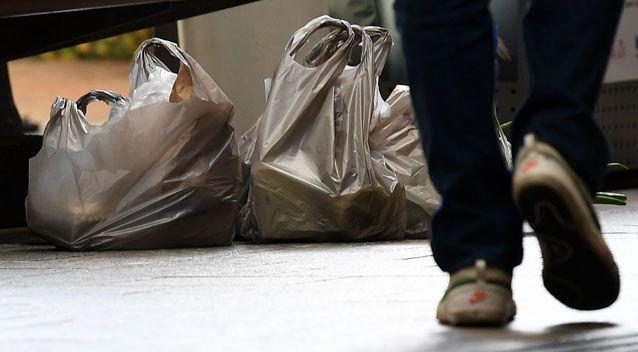 67ebc5dec5 A number of supermarkets across the country are getting a head start on the plastic  bag