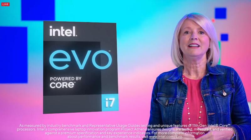 Intel 正式發表第 11 代 Tiger Lake 處理器,輕薄筆電也能提供不錯的遊戲效能、生產力