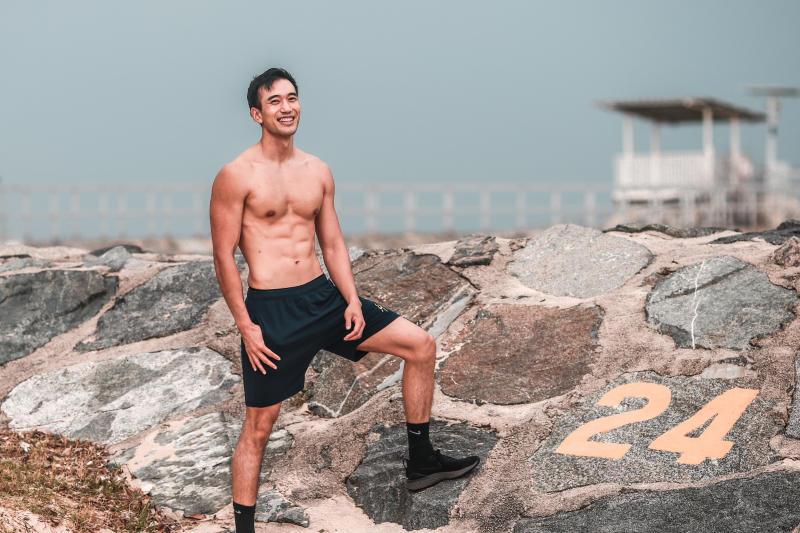Singapore #Fitspo of the Week: Alexander Yue (PHOTO: Cheryl Tay)