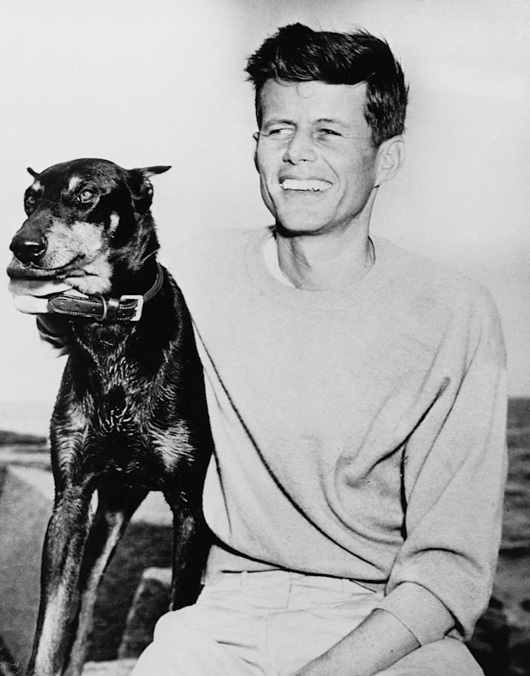 <p>Man's best friend might, in fact, be this fit (although that's a pretty good-looking dog, too).  </p>