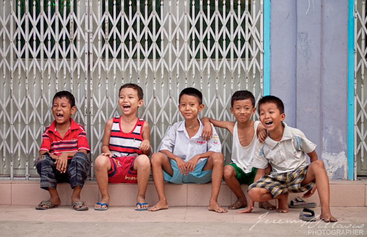 Flickr photo of the day: Boys will be boys