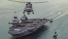 印度參與伊莉莎白女王號軍演又招標6潛艦 中媒憂 : 衝著中國來?