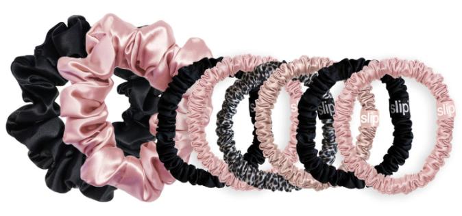Slip for beauty sleep Mega Scrunchie Set