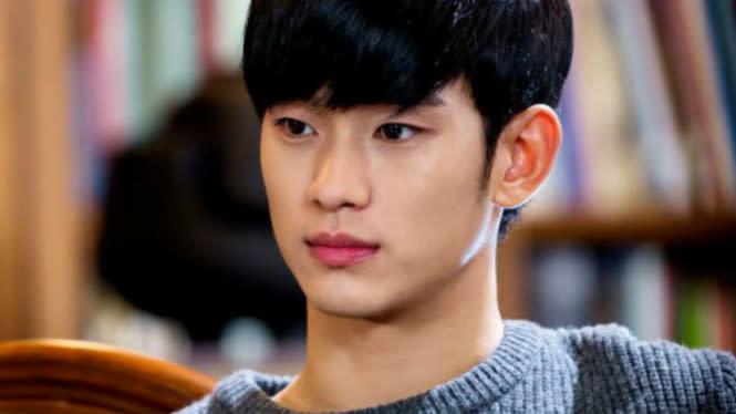 Mau Tamat, Pengakuan Cinta Kim Soo Hyun Bikin Ketawa