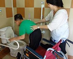 「方便」無礙需要您~增建廁所